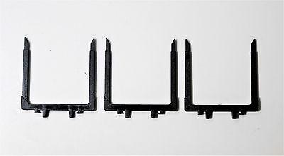 1:87 em3081 3x cative per legno Rimorchio//Camion Herpa KIBRI per Rimodellamento autocostruzione NUOVO