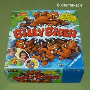 Billy Biber-completamente 1a Top bigliardini-GIOCO RAVENSBURGER © 2008 dal 4 sì