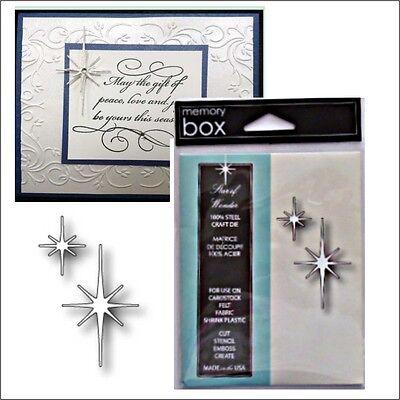 Holiday Lamp Post Metal Die Cut Memory Box Cutting Dies 94041 Christmas