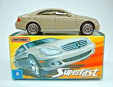 """Matchbox Mercedes Benz 500 CLS """"Leipzig 2006"""" Matchboxtreffen"""