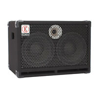 Eden Tn210-4-u Terra Nova Series 4-ohms 2x10 Bass Speaker Cabinet With Tweeter