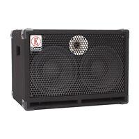 Eden Tn210-4-u Terra Nova Series 4-ohms 2x10 Bass Speaker Cabinet With Tweeter