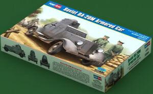 Hobbyboss 83884 1:35th scale  Soviet BA-20M Armored Car