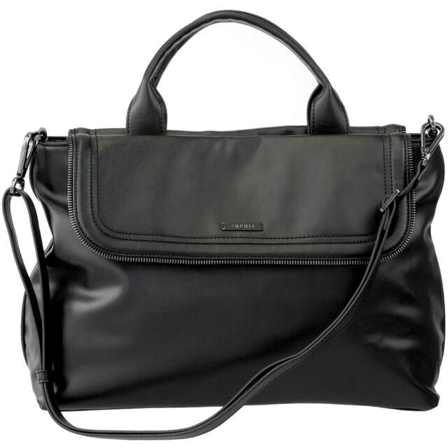 toller Wert Einzelhandelspreise hochwertige Materialien ESPRIT Damen Tasche A4 Schule Gymnasium Uni Schultertasche Business Buddy  Bag
