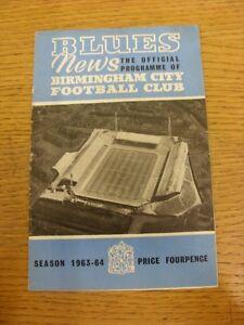 24-08-1963-Birmingham-City-v-Bolton-Wanderers-folded-creased-Thanks-for-vie