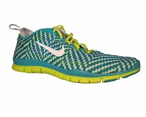 New NIKE Women s Free 5.0 TR Fit 4 Print Training Running Shoes ... 649abc4cfe671