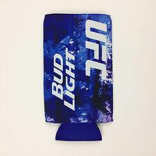 Bud Light UFC 24/25oz Can Koozie Tall Beer Sleeve Coozy Beverage Insulator MMA