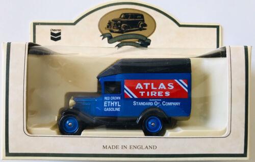 DAYS GONE BY LLEDO Chevron Atlas Tires Stadard Oil Truck