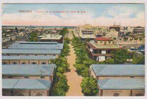Egypt-postcard-Port-Said-Ateliers-de-la-Compagnie-du-Canal-de-Suez-A26