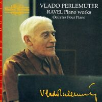Vlado Perlemuter, Ravel - Piano Works [new Cd] on Sale