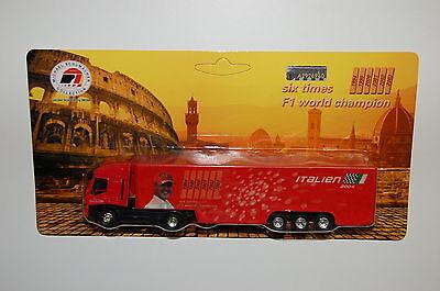 Werbetruck - Michael Schumacher Collection - F1 Saison 2004 - Nr. 15 Italien - 9