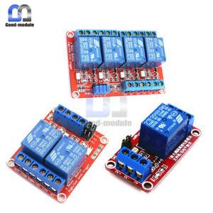 5V-9V-12V-24V-1-2-4-Channel-Relay-W-Optocoupler-Support-High-Low-Level-Trigger