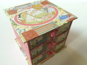 Holly Hobbie jewelry box eBay