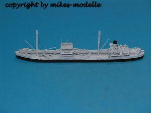 1: 1250 Marine Pétrolier Rfa Bishopdale De Spidernavy (3-06) MatéRiaux De Choix