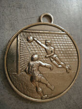 MEDAILLE SPORT FOOTBALL GARDIEN DE BUT FOOT