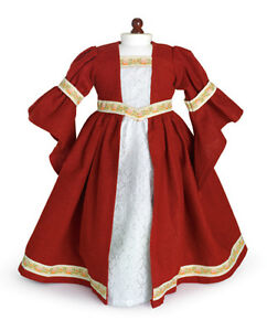 Doll-Clothes-18-034-Dress-Renaissance-by-Carpatina-Fits-American-Girl-Dolls