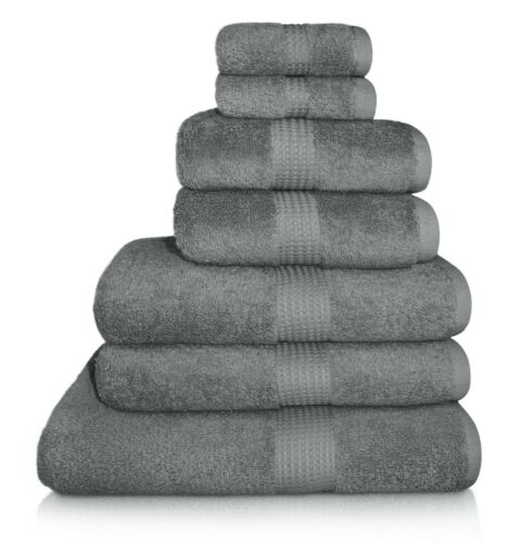 Supreme en coton égyptien serviettes 600gsm coton peigné luxueux hôtel gaufre serviette