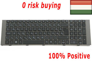 For-HP-ProBook-4740s-677045-211-690577-211-Laptop-Keyboard-Hungarian-HU-Magyar