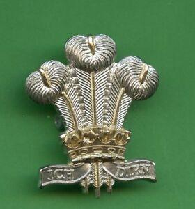 Royal Regiment of Wales Lapel Military Badge