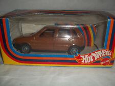Vintage HotWheels/Mattel Fiat Uno 55s 1/25 Mint & Boxed (Rare)