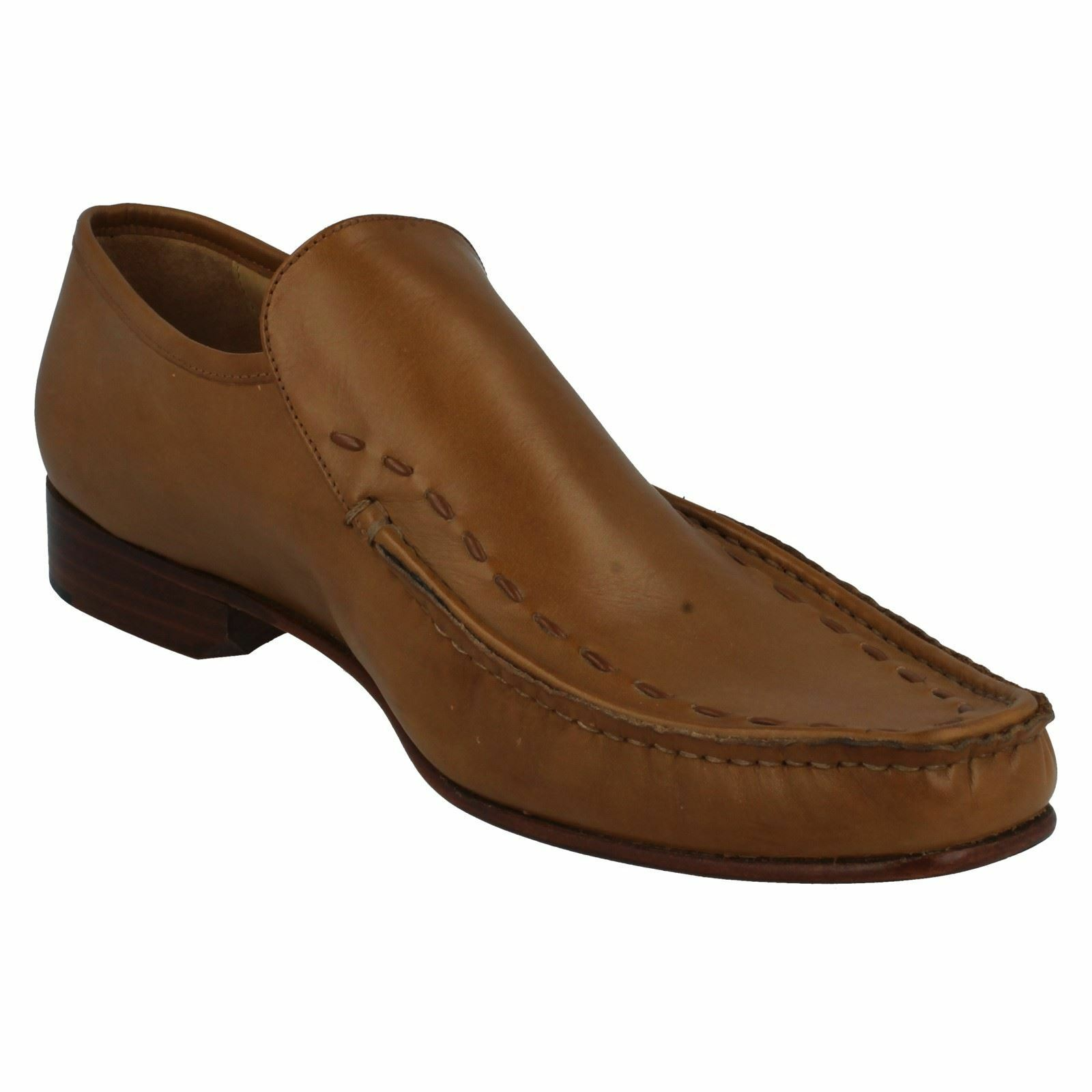 Men's Grenson Feathermaster Shoes F Fit - Maine 9683