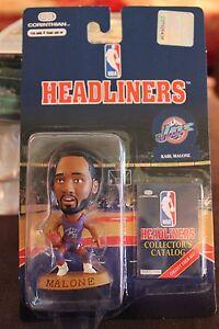 1996 KARL MALONE Headliners figure - Utah Jazz