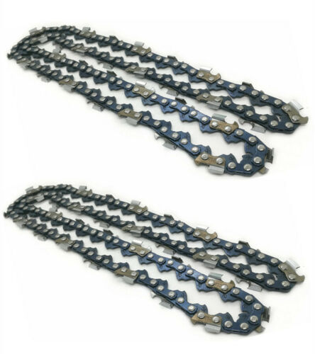 """2x 20/"""" Saw Chain 3//8/"""" .063 72 DL Replace Oregon 75LGX072G 75DPX072G 36RS72"""
