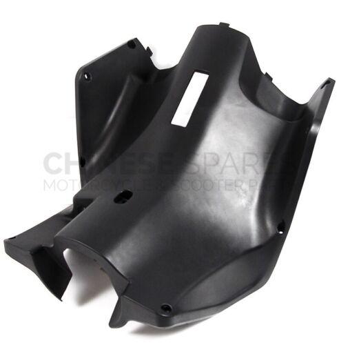 Longjia LJ125T-A Inner front Panel Body Black Genuine Original Part