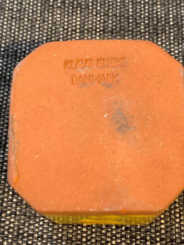 Keramik, Keramik æggebæger af Klavs Encke