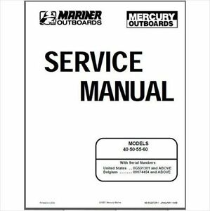motorguide trolling motor parts diagram mercury mariner 40 50 55 60hp 2 stroke oem service shop