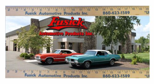 1968-1987 Olds Cutlass 442 Cutlass Supreme Vista Cruiser Chrome Seat Knob Set