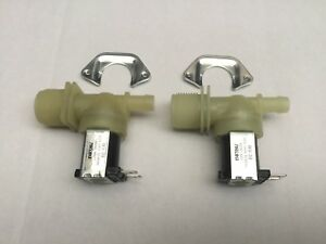 2 x Simpson ENCORE 503 Washing Machine Water Inlet Valve 36S503 36S503E*01