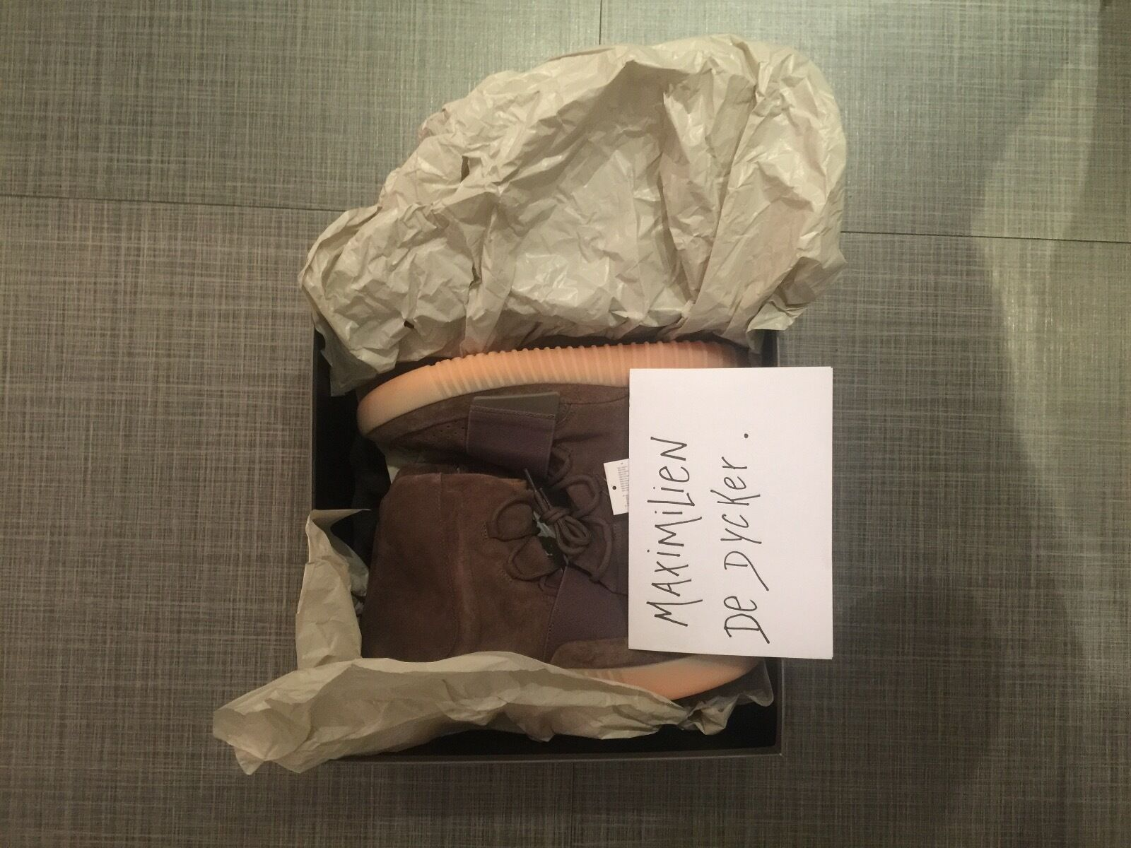 Yeezy 750 CHOCOLATE US 11.5
