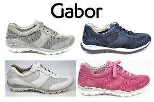 Das Bild wird geladen Gabor-Comfort-Rollingsoft-Damen-Sneaker-Schuhe -nightblue-fumo- 3d3de367c3