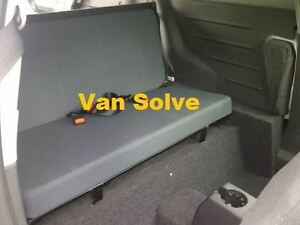 Image Is Loading Vauxhall Astra Van Rear Seat Conversion 2006 Gt