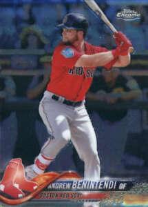 Andrew-Benintendi-2018-Chrome-151-Boston-Red-Sox-BX-F49SS