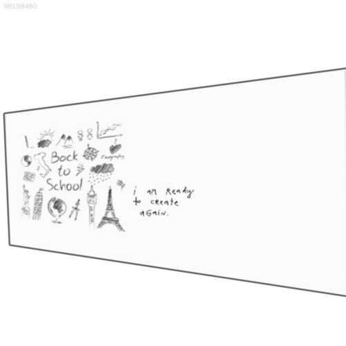 2C37 30*60CM Magnet Sticker Dry-Erase Home Self-Adhesive Office Whiteboard