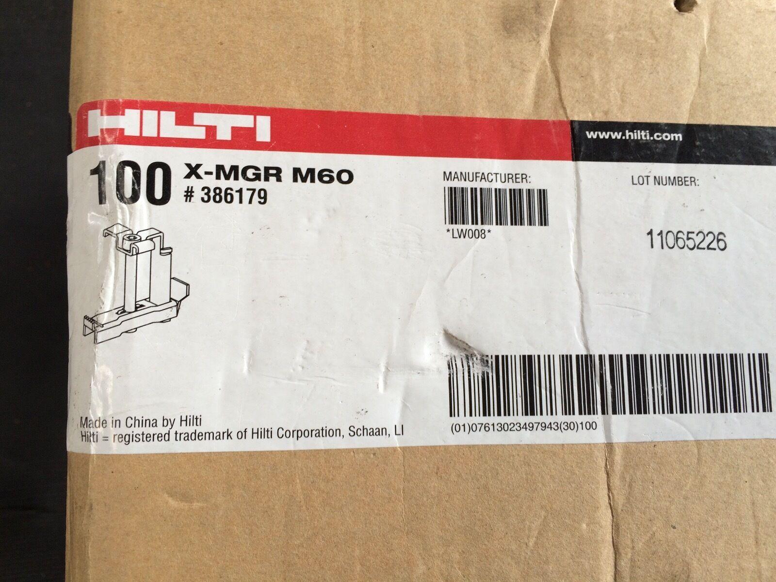 Gitterrostklemme Gitterrostbefestigung verzinkt X-MGR für Masche 30//30