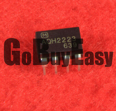 5PCS AQH2223 AQ-H SOLID STATE RELAY DIP7 new
