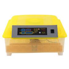 Incubatore Incubatrice uovo Completamente Automatico 56 Uova Gallina Display LED