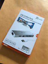 j5create JUD380 USB 3 0 Mini Dock Station