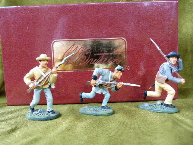 Soldats de plomb BRITAINS ref. 17568 - ACW - Guerre de sécession - Confederate
