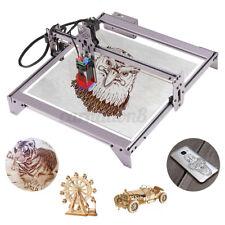 Diy Mini Adjustable Laser Engraving Cutting Machine Desktop Gift Printer Metal