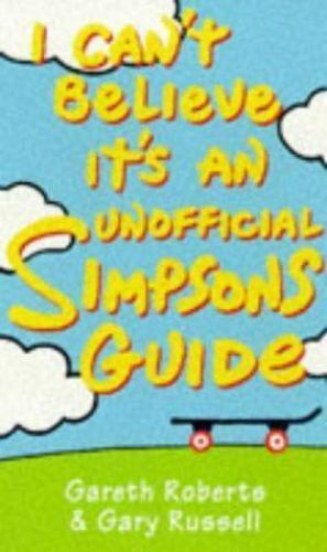 I Can't Believe It's an Unofficial Simpsons Guide