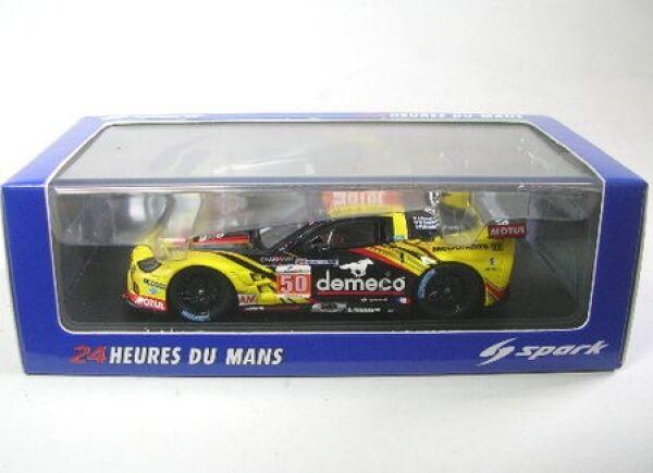 Chevrolet Corvette C6 ZR1 No. 50 Winner GTE AM class LeMans 2011