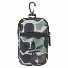 0da8c22f8d1 adidas ORIGINALS UNISEX FESTIVAL FLIGHT MINI BAG CAMO TREFOIL PARKLIFE NEW  BNWT