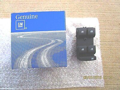 Genuine GM Window Switch 20917598