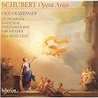 Franz Schubert - Schubert: Opera Arias (2001)