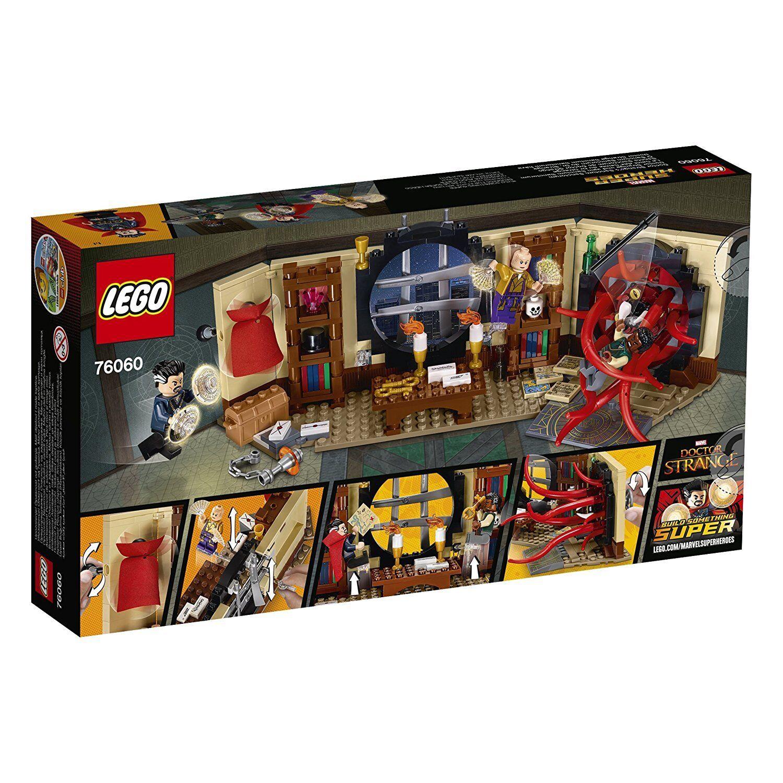 LEGO ® 76060 Marvel Super Heros dr. Strange santum NUOVO  OVP nuovo SEALED  garanzia di credito
