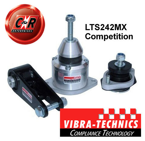 Lotus Elise/Exige K-Series Vibra Technics All Engine Mounts Competition LTS242MX